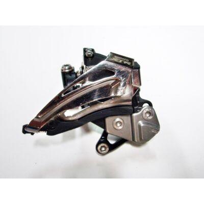 shimano xtr fd-m9025-e direct mount top swing használt első váltó