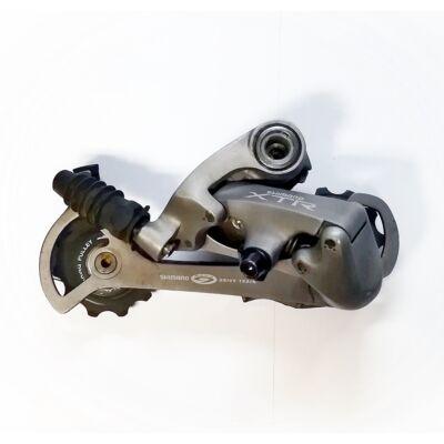 Shimano XTR RD-M952 3x9 sebességes hátsó váltó, használt
