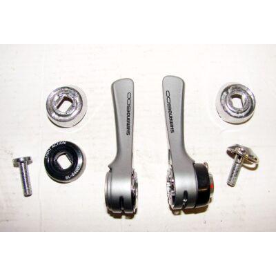 shimano 600 2x7 sebességes alsócsőre szerelhető váltókar