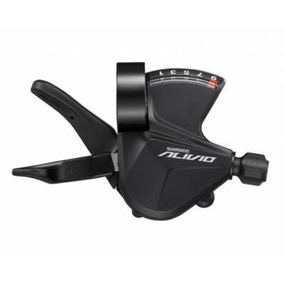 Shimano Alivio SL-M3100-R 9x sebességes RapidFire Plus váltókar, jobb