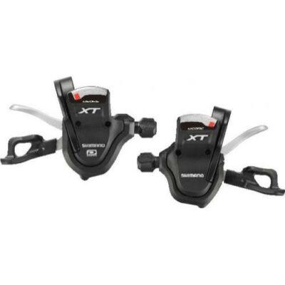 shimano deore xt sl-m780 2/3x10 sebességes rapidfire plus váltókar pár