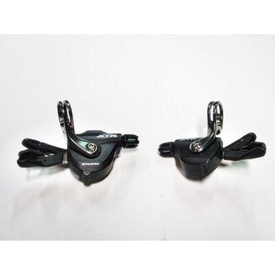 shimano xtr sl-m9000 2-3x11 sebességes használt pár váltókar