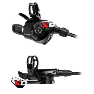 Sram X0 Trigger 10 sebességes váltókar, jobb, használt