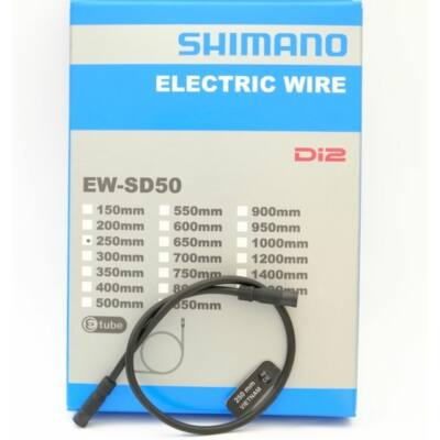 Shimano EW-SD50 Di2 elektromos vezeték, 200mm