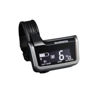 Shimano XTR Di2 SC-M9050 rendszer informácós kijelző
