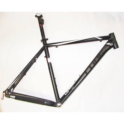 """cube aim 29"""" kerék- és 23"""" vázméretű használt aluminium merev mtb kerékpár vázszett"""