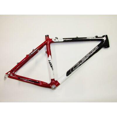"""Gepida Asgard Team 2008 53cm méretű 26""""-es karbon merev MTB kerékpár váz"""