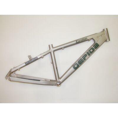 gepida karaton 35cm 26 terepszín aluminium merev mtb kerékpár váz