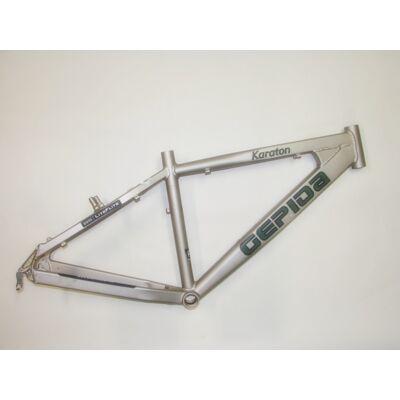 gepida karaton 40cm 26 terepszín aluminium merev mtb kerékpár váz