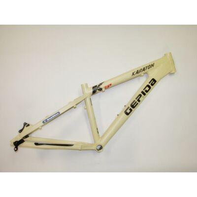 gepida karaton sp 35cm 26 vajszín aluminium merev mtb kerékpár váz