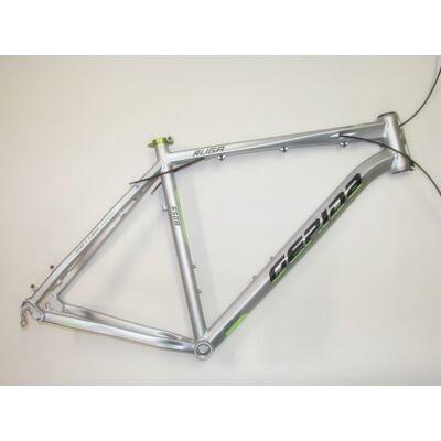 gepida ruga 21 27.5 ezüst aluminium merev mtb kerékpár váz