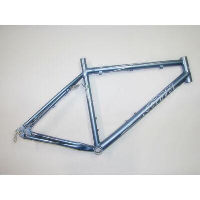 kona fire mountain deluxe 2010 20 26 kék aluminium merev mtb kerékpár váz