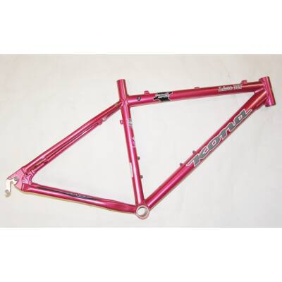 kona lisa ht 2007 18 26 pink aluminium merev mtb kerékpár váz