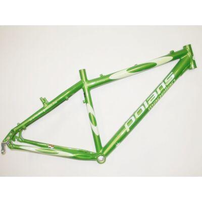 magellan polaris l 26 zöld aluminium merev mtb kerékpár váz