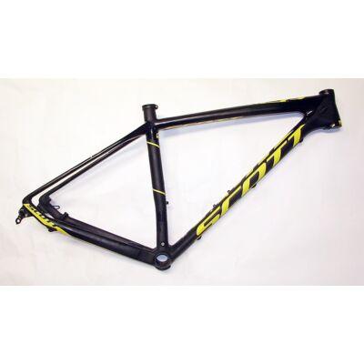 scott scale rc 2015 29 karbon használt merev mtb kerékpár váz