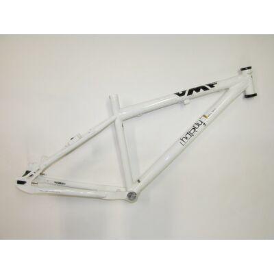 umf hardy 1 steel 15.5 40cm 24 26 fehér acél merev mtb kerékpár váz