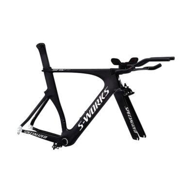 Specialized S-Works Shiv TT triatlon/időfutam országúti vázszett, L-es, matt karbon