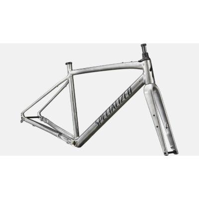 Specialized Diverge E5 Evo 2021 gravel kerékpár váz, L méret