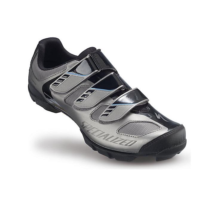 5ccf59e02e Specialized Sport MTB kerékpáros cipő, 46, titán